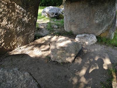 Centre Dolmen de la pierre aux Fées